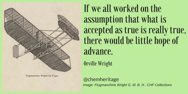 O Wright Quote