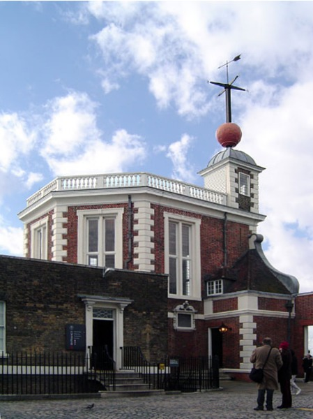 Royal Observatory Greenwich Source: Wikimedia Commons