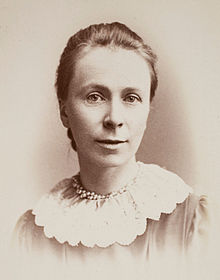 Photograph of Sophie Bryant (1850–1922) by Robert Tucker (1832–1905) Source: Wikimedia Commons