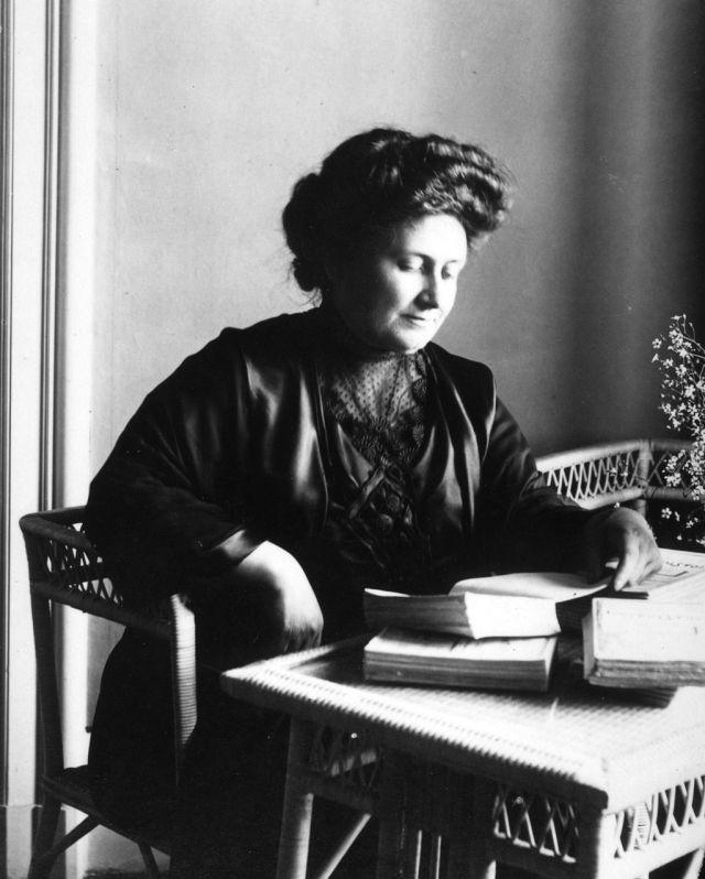 Maria Tecla Artemisia Montessori Source: Wikimedia Commons