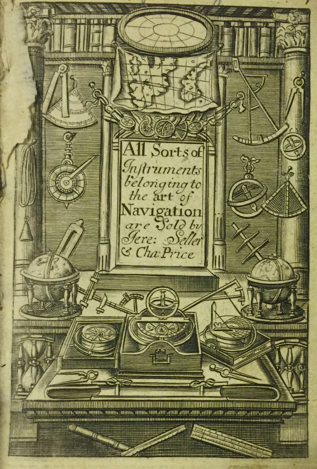 1677 ad for a London maker of scientific instruments (from Wing S2463) h/t John Overholt (@john_overholt)