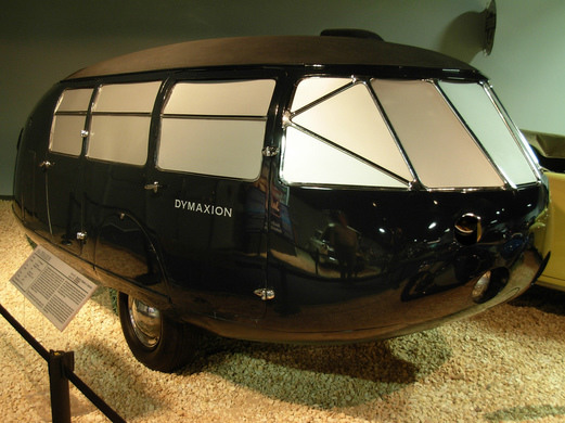 Dymaxion Car at the National Automobile Museum