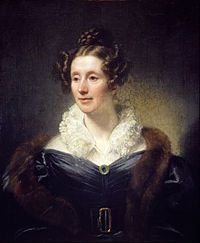 Mary Somerville by Thomas Phillips Source: Wikimedia Commons