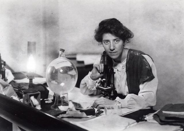 Marie Stopes (From Wikimedia Commons)