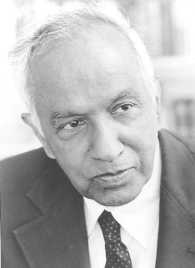 Subrahmanyan Chandrasekhar Source: Wikimedia Commons