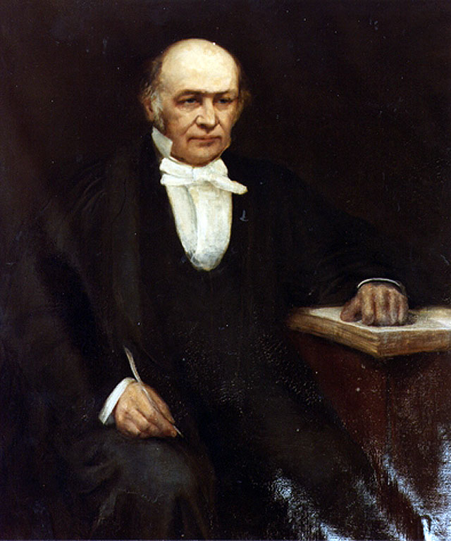 Sir William Rowan Hamilton. Source: Wikimedia Commons