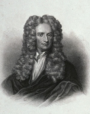 Black and white stipple engraving by S. Freeman from portrait by Godfrey Kneller (1646–1723). Reproduced from Whipple Museum Wh.3525. Image © The Whipple Museum.