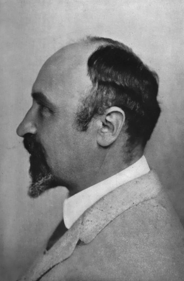 1916 photograph of Leo Hendrik Baekeland Source: Wikimedia Commons