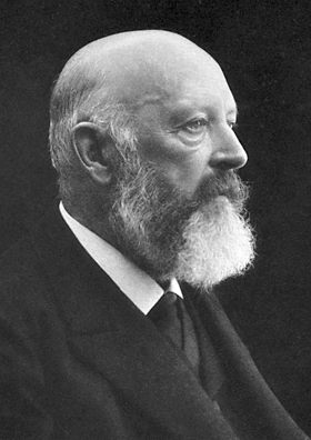 Adolf von Baeyer, Nobel Prize in Chemistry 1905 Source: Wikimedia Commons