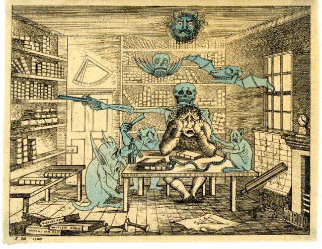 British Museum: Satirical Print