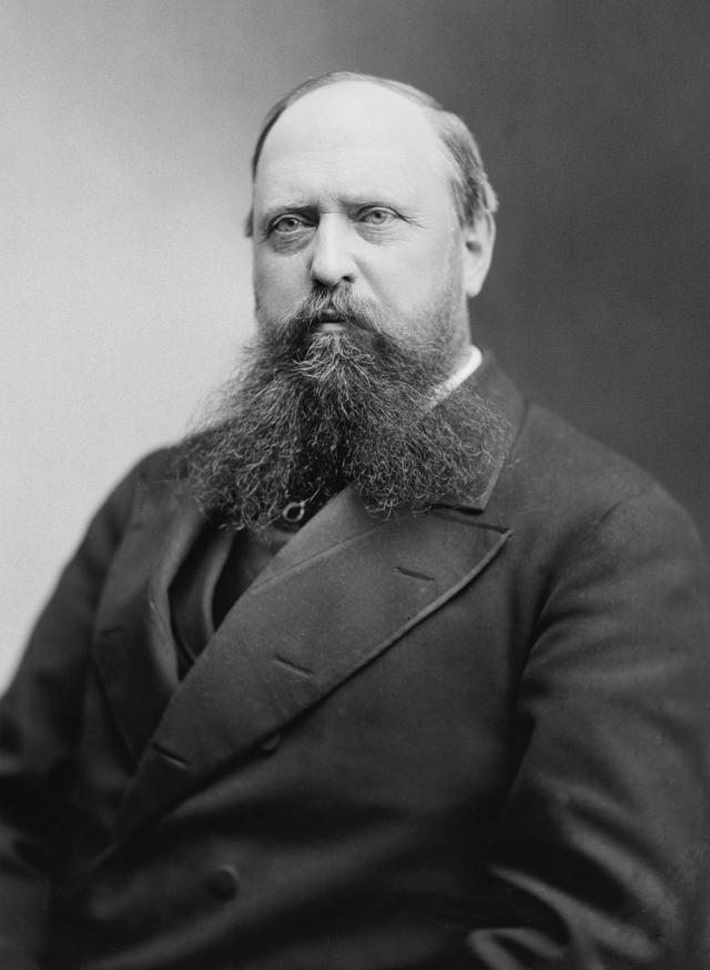 Othniel Charles Marsh Source: Wikimedia Commons