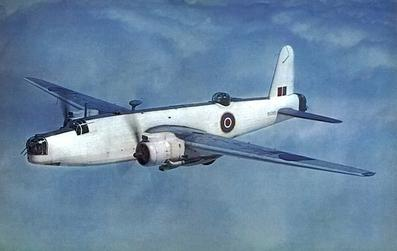 Vickers Warwick B ASR Mk1 - BV285 Source: Wikimedia Commons