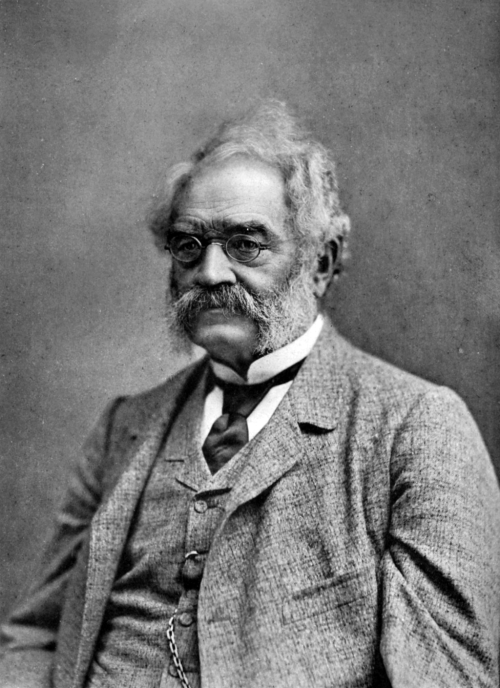 Werner von Siemens (Portrait by Giacomo Brogi) Source: Wikimedia Commons