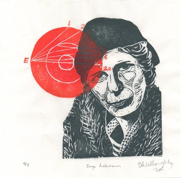 """Inge Lehmann and the Earth's Core"" - Ele Willoughby"