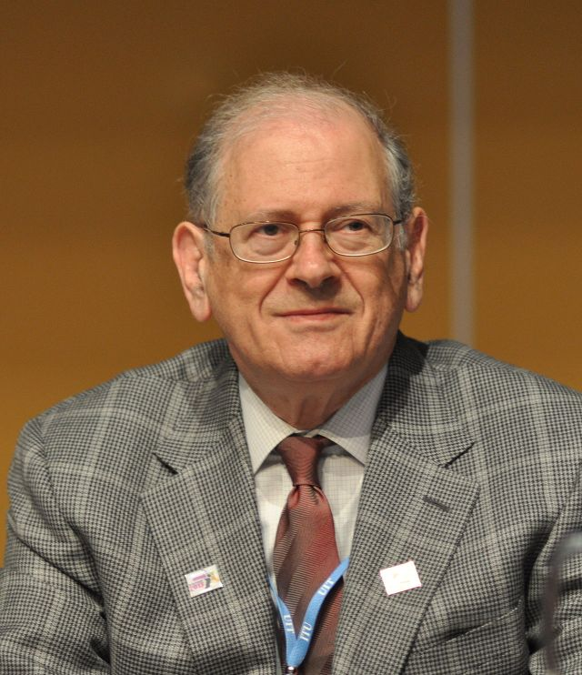 Bob Kahn in Geneva, May 2013 Source: Wikimedia Commons