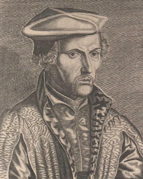 Gemma Frisius 17th C woodcut E. de Boulonois Source: Wikimedia Commons