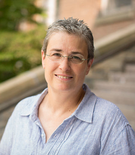 Ann Johnson, associate professor of science and technology studies (STS).
