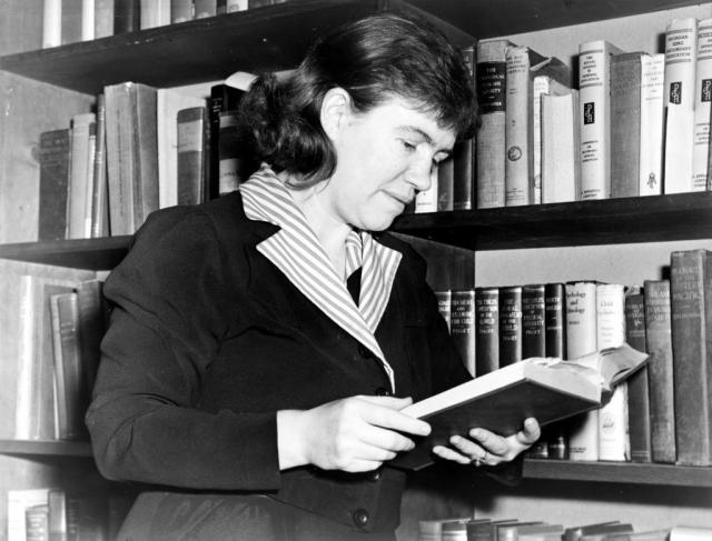 Margaret Mead (1901 – 1978) Image by Library of Congress