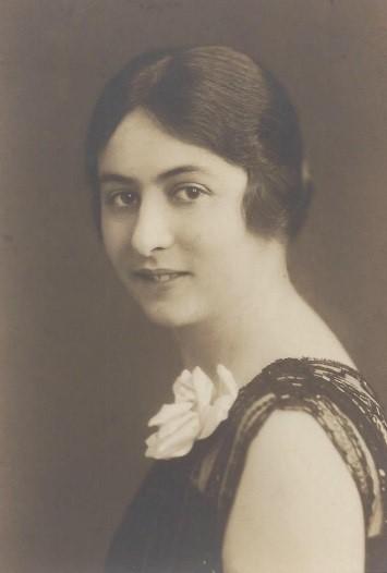 Hilta Ines Christina Pfister (1898-1944)
