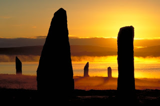 Ring of Brodgar (from @VisitScotland via @HistoryNeedsYou)
