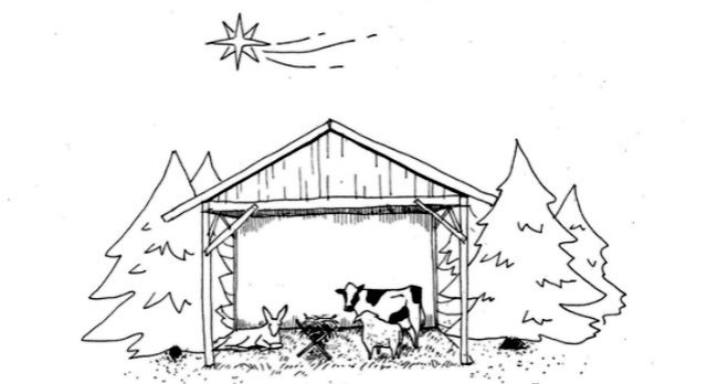 A nativity scene without any Jews, Arabs, Africans, refugees or unwed mothers – Felicity Morse (@FelicityMorse)