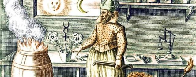 """Glänzende Ergebnisse. Wie """"funktionierte"""" die Alchemie? Antike Alchemisten glaubten, sie hätten Gold geschaffen, wenn ein von...FOTO: MAURITIUS IMAGES"""