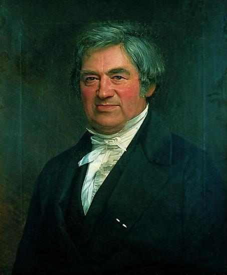 Christian Jurgensen Thomsen Portrait by Johan Vilhelm Gertner Source: Wikimedia Commons