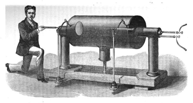William Spottiswoode's Induction Coil
