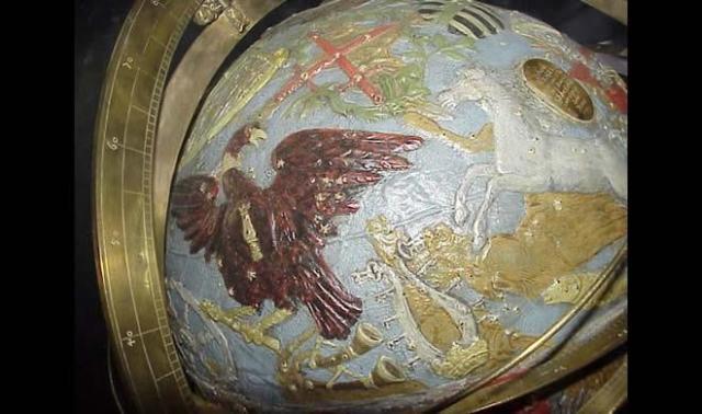 Erhardt Wiegel Celestial Globe