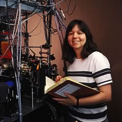 Deborah Jin Credit: Geoffrey Wheeler National Institute of Standards and Technology Flickr