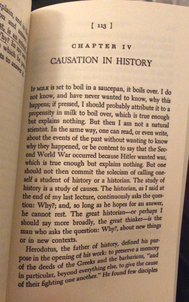 E. H. Carr's. What Is History? is old & dated, but it's also so timely – Michael Egan (@EganHistory)