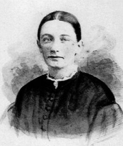 Cornelia Hancock was one of the best known and beloved nurses of the Army of the Potomac during the Civil War