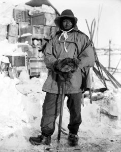 Edgar Evans – Terra Nova Expedition